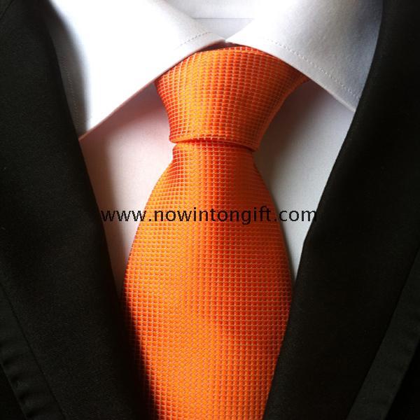Blank neckties