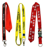 lanyards with hook buckle